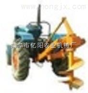 打桩挖坑机 柴油栽树挖坑机