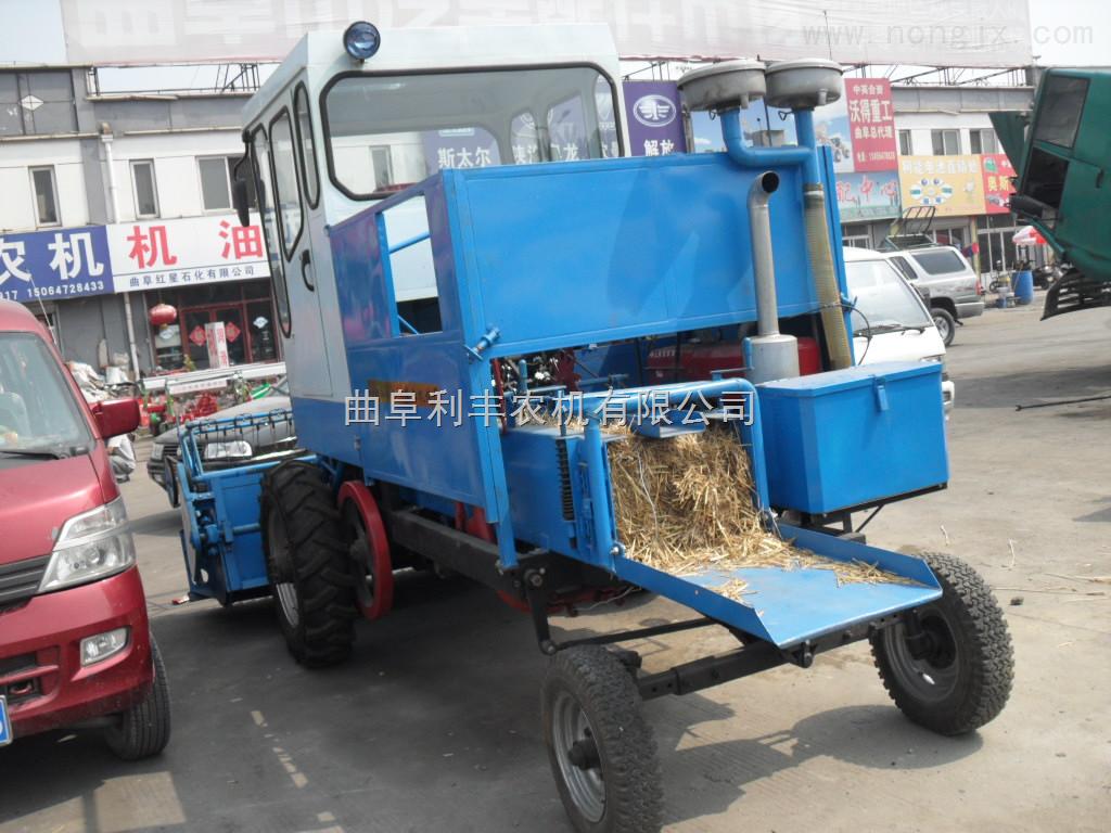 自走式打捆机  自走式玉米秸秆打捆机
