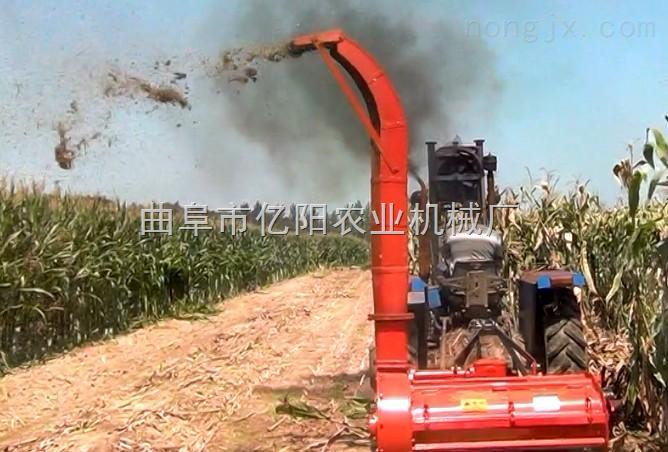 玉米秸秆切碎机 青储切碎机