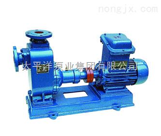 80WZ-20型自吸排污泵,80WZ自吸排污泵样本,WZ自吸离心泵厂家