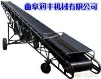 圆管带式输送机 煤炭专用输送机 冶金胶带输送机
