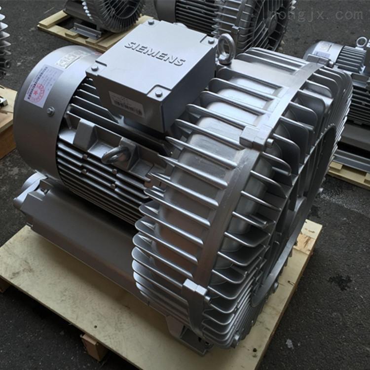 西门子曝气风机 5.5kw高压鼓风机 2BH1800-7AH17 环形增氧泵 回转式