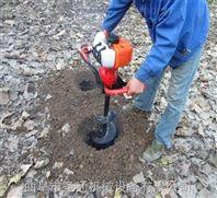 龙竹金丝竹移栽钻孔机 高效快速挖坑机