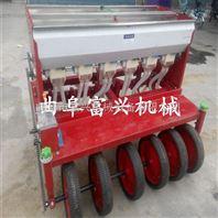 萝卜谷子白菜精量点播机 新型施肥播种机
