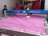 全移动单针电脑绗缝机厂家报价 花型棉被引被机价格表