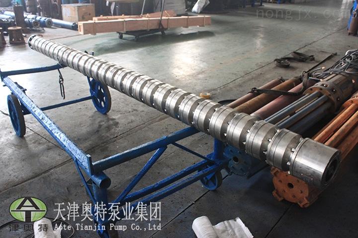 不锈钢耐腐蚀潜水泵价格_大型水泵双相钢材质_耐海水潜水泵