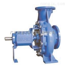 广东肯富来工业泵KCP卧式离心水泵