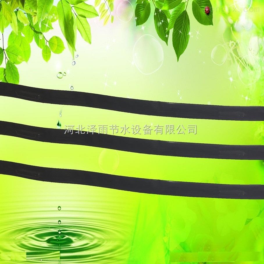 DN20*1.5供应陕西滴管管材农业梯田滴灌带厂家
