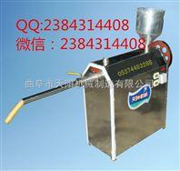天阳机械专业生产自动切断输送米豆腐机设备