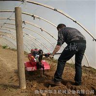 小型手扶旋耕机一体机 多功能果园微耕机