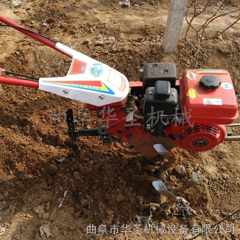 柴油小型多功能微耕机 柴油8马力微耕机