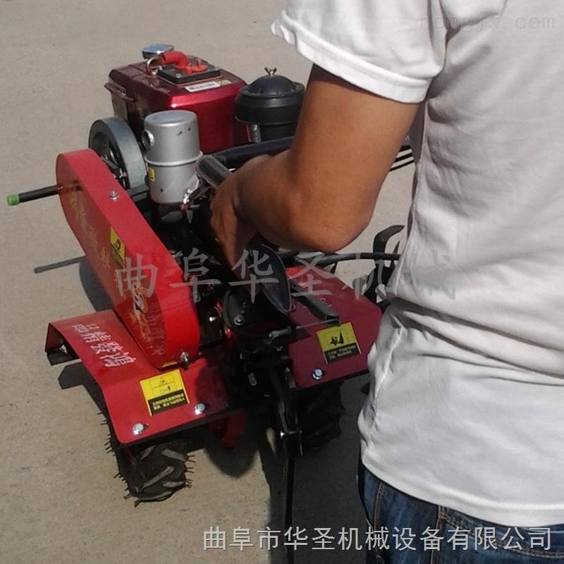 易操作微耕機 果園小型旋耕機