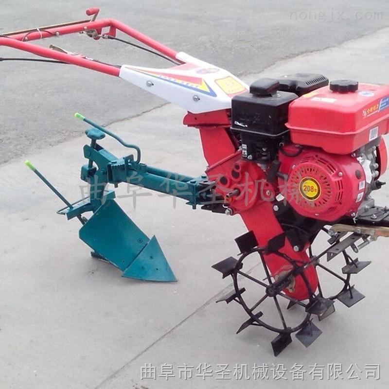 果园小型旋耕机 行走式旋耕机