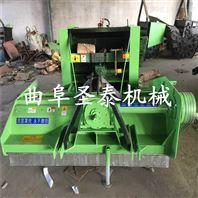 玉米秸秆收割打捆机,回收粉碎打捆机