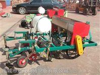 厂家生产拖拉机带2行花生播种机多功能花生播种机