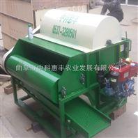 zk-m120型优质高产量毛豆采摘机青毛豆收获机高质量耐用节能高效采摘机