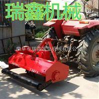 新款农用秸秆粉碎机 高杆农作物还田机