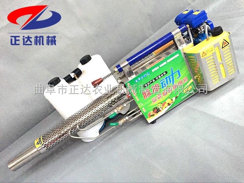 果林高压喷雾器 小型打药车 柴油打药机