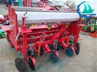 菜籽草籽播种机 免耕免间苗香菜精播机 拖拉机带4行播种机
