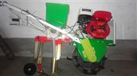 拖拉机带双行玉米精播机批发 免间苗玉米播种施肥机 多功能播种机
