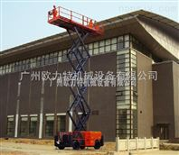 阳江化工厂升降机 加油站升降平台