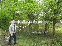 长杆不弯高枝锯 安装简单锯齿高枝锯