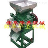 黄豆压片机 粮食挤扁机