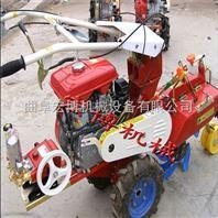 小型农用旋耕机  新款多功能田园管理机