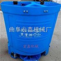 菠菜种植施肥机 背负式电动施肥机 草种子散播机