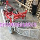拖拉机悬挂土豆收获机 多功能深挖收获机