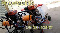 大容量喷雾机四轮大容量高压打药机果园专用喷雾器