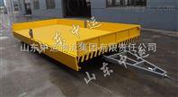 山东销售4T平板拖车 平板拖车价格 平板拖车厂家直销