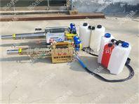 果园专用高射程弥雾机 汽油动力弥雾机 农用除虫打药机