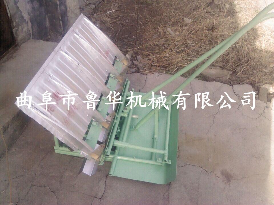 微型手动手压式四行插秧机 手摇式两行农用插秧机型号