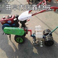 手推式谷子蔬菜播种机