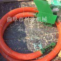 装车螺旋吸粮机 全自动吸粮机 小型车载式吸粮机