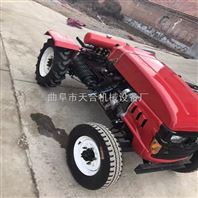 农用四轮拖拉机 果园管理拖拉机 高效农用旋耕机