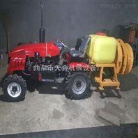 爬坡王拖拉机 农用两驱超低矮四轮拖拉机 高速高效省油田园管理机