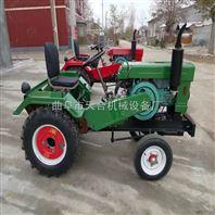 高速高效省油田园管理机 爬坡王拖拉机 农用两驱超低矮四轮拖拉机