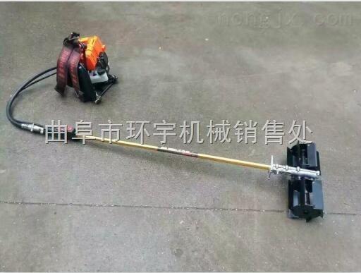 济宁土壤耕整机械-肩背式锄地除草机