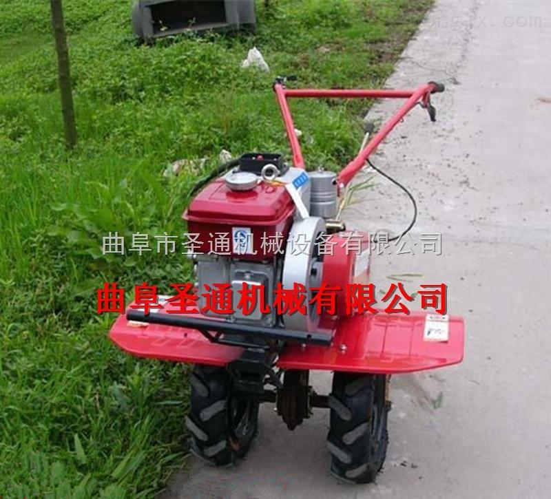 农田犁地耕作微耕机 小型手扶式中耕除草机