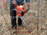 链条挖树机 汽油小型链条挖树机 小型挖树机