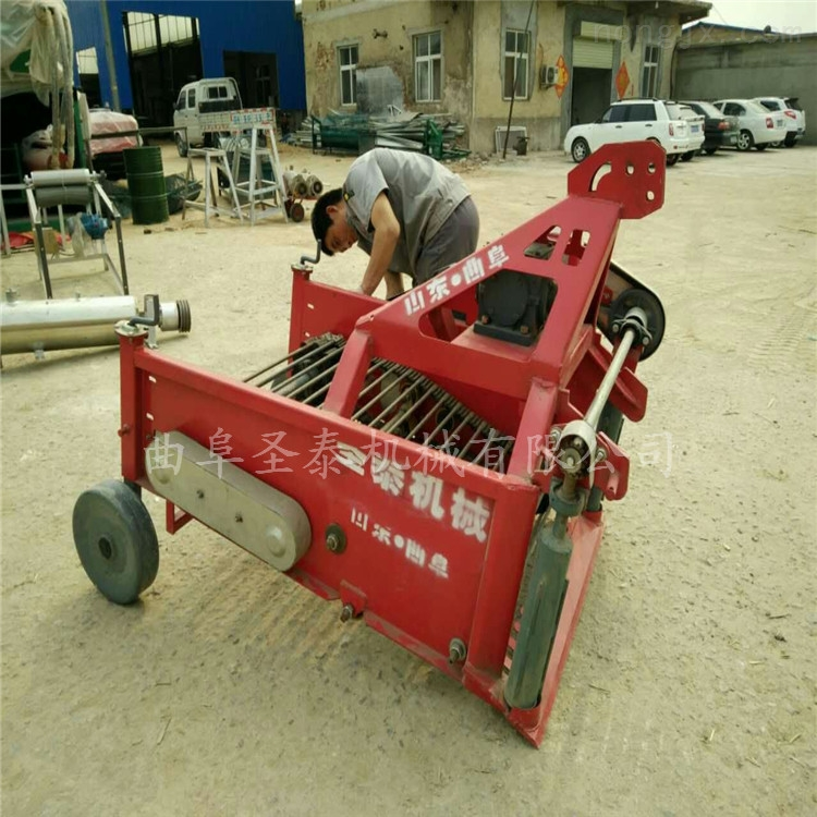 薯類收獲機械  土豆紅薯收獲機
