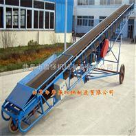 小型皮带输送机 倾斜式皮带输送机 果蔬皮带输送机