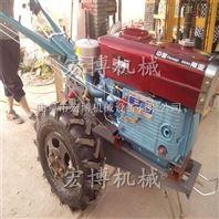 12马力手扶拖拉机 家用手扶车 耕地机