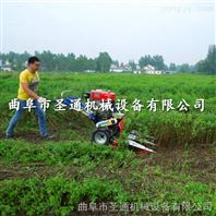 手扶式高架玉米草收割机,小型农用收割机价位