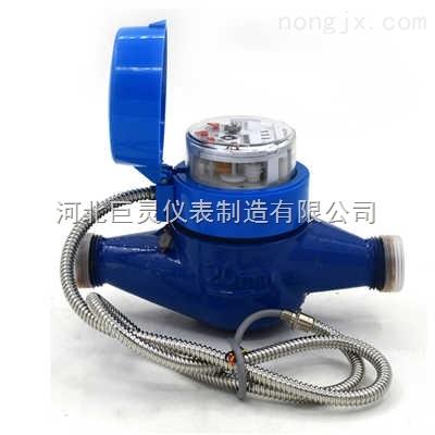 武汉立式GPRS光电直读水表
