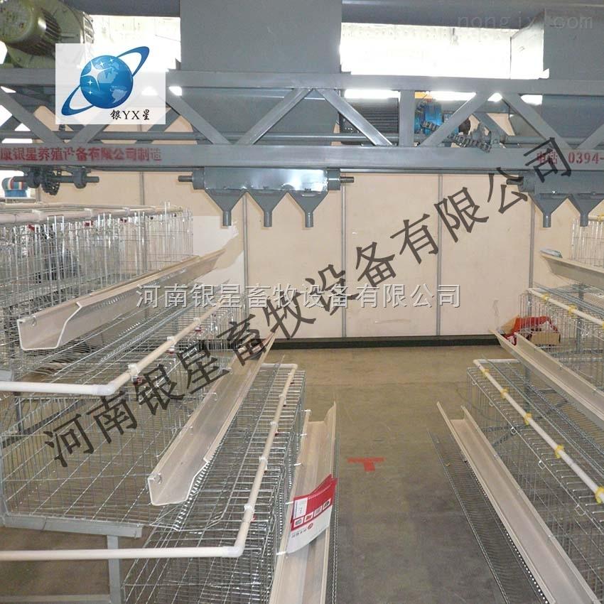 河南新型层叠式蛋鸡笼维修公司丨郑州成品肉鸡笼设备批发【银星】