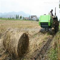 河南拖拉机带的秸秆打捆机 水稻秸秆打捆机电话