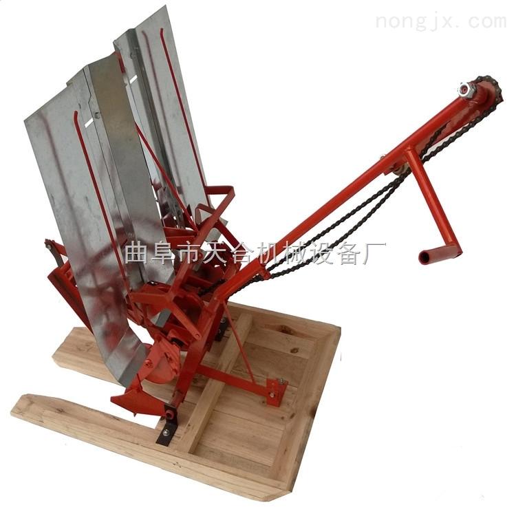 自走式水稻插秧机 手扶插秧机 手摇插秧机 小型水稻插秧机